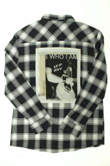 vetements enfants d occasion Chemise à carreaux Zara 12 ans Zara