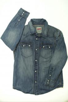 vêtement enfant occasion Chemise en jean Levi's 12 ans Levi's
