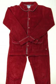 vêtements enfants occasion Pyjama en velours Jacadi 10 ans Jacadi