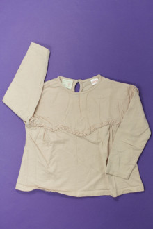 vetement d occasion enfant Tee-shirt manches longues Zara 4 ans Zara