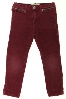 vetement enfant occasion Pantalon en velours ras Zara 5 ans Zara