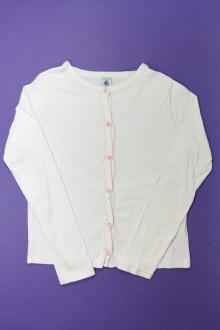 vetement occasion enfants Tee-shirt manches longues à pressions Petit Bateau 12 ans Petit Bateau
