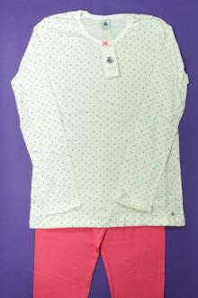 vêtements occasion enfants Pyjama en coton à pois - 16 ans - NEUF Petit Bateau 12 ans Petit Bateau