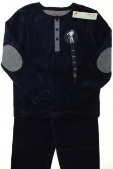 vêtements occasion enfants Pyjama en velours - NEUF Monoprix 8 ans Monoprix
