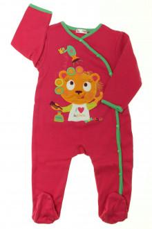 Habits pour bébé occasion Pyjama/Dors-bien en coton