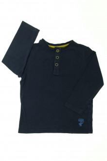 vetement occasion enfants Tee-shirt manches longues DPAM 3 ans DPAM