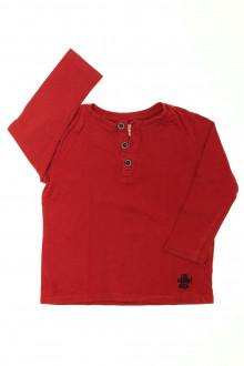 vetement enfant occasion Tee-shirt manches longues DPAM 3 ans DPAM