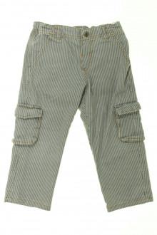 vetement d occasion enfant Pantalon rayé Bout'Chou 3 ans Bout'Chou