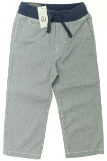 vêtement enfant occasion Pantalon rayé - NEUF Gap 2 ans Gap