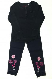 vêtements occasion enfants Ensemble pantalon et tee-shirt Esprit 5 ans Esprit