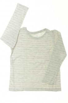 vêtements occasion enfants Tee-shirt rayé manches longues Esprit 5 ans Esprit