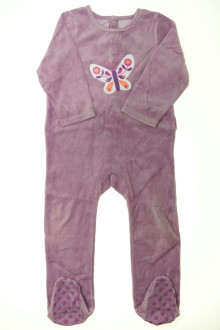 vetements enfant occasion Pyjama/Dors-bien en velours