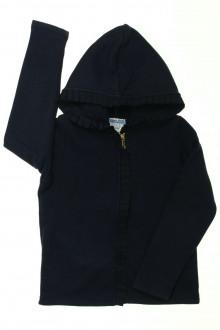 vêtements d occasion enfants Sweat zippé doublé Jacadi 8 ans Jacadi