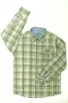 vetement occasion enfants Chemise à carreaux CFK 10 ans CFK