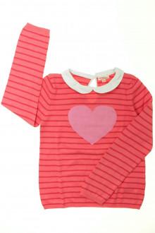 vêtements occasion enfants Pull rayé DPAM 10 ans DPAM