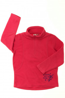 vetements enfant occasion Sweat polaire DPAM 4 ans DPAM