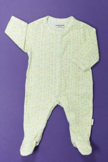 Habit d'occasion pour bébé Pyjama/Dors-bien en coton Vertbaudet 1 mois Vertbaudet
