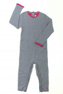vetement bébé d occasion Pyjama/Dors-bien en coton sans pieds 3 Pommes 18 mois 3 Pommes