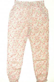 vetements enfants d occasion Pantalon souple fleurie Tape à l'œil 10 ans Tape à l'œil