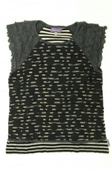 vêtements d occasion enfants Tee-shirt manches courtes Coudémail 10 ans Coudémail