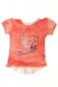vêtements occasion enfants Tee-shirt manches courtes Marèse 8 ans Marèse