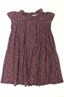 vêtements occasion enfants Robe fleurie Monoprix 5 ans Monoprix