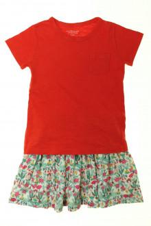 vêtements d occasion enfants Ensemble jupe et tee-shirt Monoprix 5 ans Monoprix