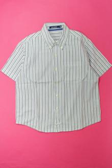 vêtements enfants occasion Chemisette rayée Okaïdi 8 ans Okaïdi