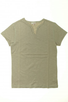 vetements enfants d occasion Tee-shirt manches courtes Vertbaudet 10 ans Vertbaudet
