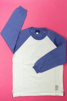 vetement occasion enfants Tee-shirt manches longues Cyrillus 10 ans Cyrillus