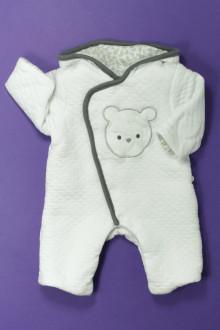 Habit de bébé d'occasion Pilote sans pieds Obaïbi 1 mois Obaïbi