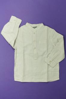 vêtements occasion enfants Blouse à fines rayures Vertbaudet 3 ans Vertbaudet