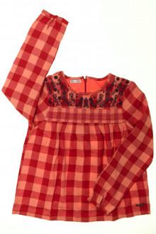 vêtements d occasion enfants Blouse à carreaux DPAM 10 ans DPAM