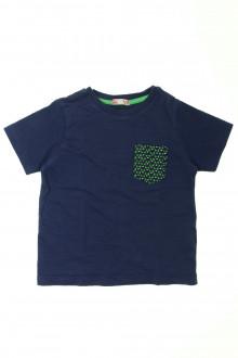 vêtement enfant occasion Tee-shirt manches courtes DPAM 3 ans DPAM