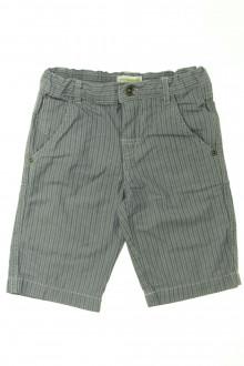 vêtements d occasion enfants Bermuda rayé Vertbaudet 3 ans Vertbaudet