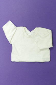 Habit d'occasion pour bébé Brassière en éponge Petit Bateau 1 mois Petit Bateau