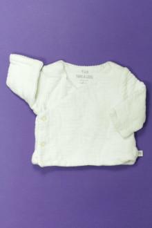 Habit d'occasion pour bébé Brassière molletonnée Tape à l'œil 1 mois Tape à l'œil