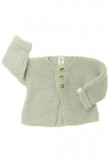 vêtements bébés Gilet Petit Bateau 1 mois Petit Bateau