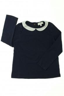 vetements d occasion enfant Tee-shirt manches longues Cyrillus 6 ans Cyrillus