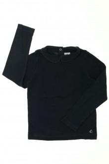 vêtements occasion enfants Tee-shirt manches longues Petit Bateau 6 ans Petit Bateau