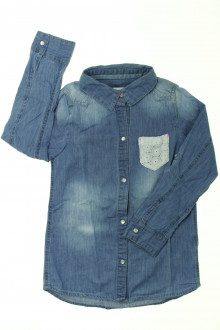vêtements d occasion enfants Chemise en jean Vertbaudet 6 ans Vertbaudet