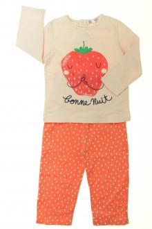 Habit d'occasion pour bébé Pyjama
