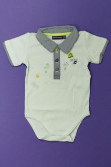 Habit de bébé d'occasion Body polo manches courtes Sergent Major 3 mois Sergent Major