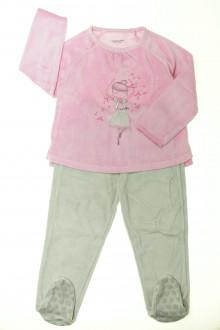 vetement occasion enfants Pyjama en velours