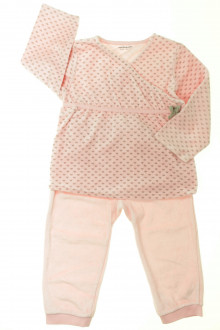 vetements enfants d occasion Pyjama en velours