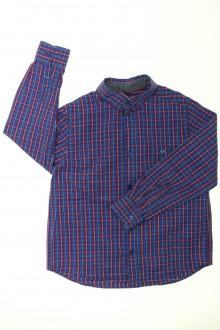 vetement enfants occasion Chemise à carreaux Cyrillus 8 ans Cyrillus