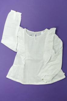 vêtements occasion enfants Blouse à carreaux Okaïdi 5 ans Okaïdi