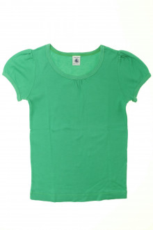 vêtement enfant occasion Tee-shirt manches courtes Petit Bateau 10 ans Petit Bateau