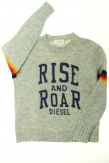 vetement d'occasion Pull en laine Diesel 10 ans Diesel
