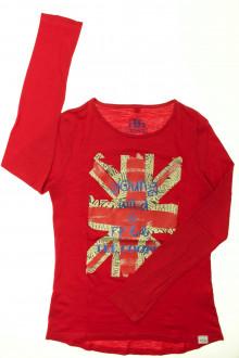 vetement enfant occasion Tee-shirt manches longues - 14 ans Sans marque 12 ans Sans marque